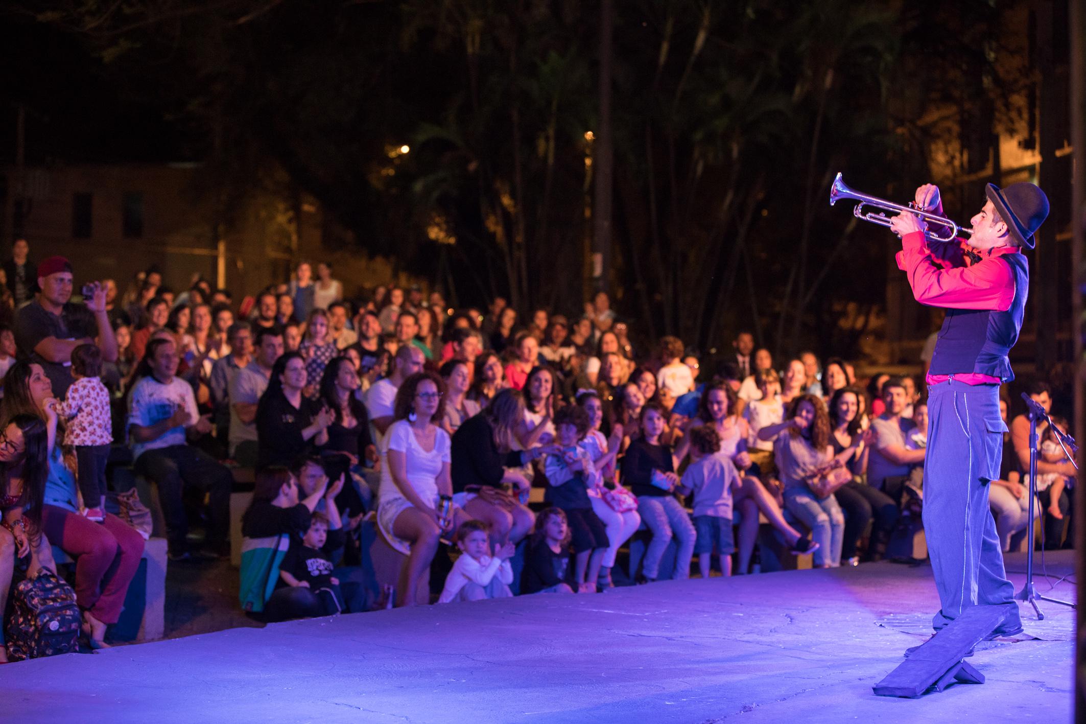 Inka Clown Show - Cia Circo Rebote