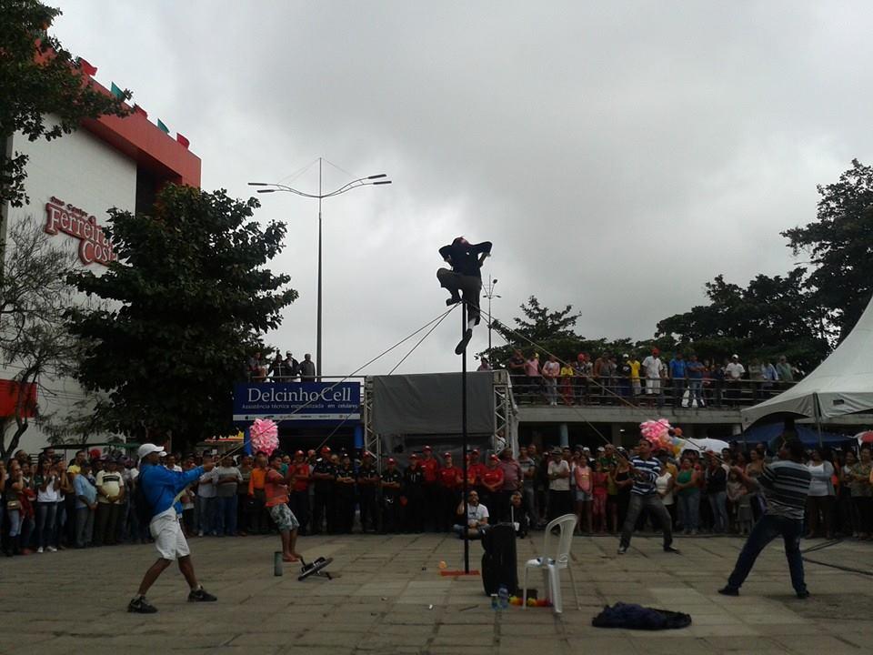 inkaclown Garanhuns Pernambuco
